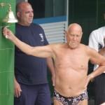 Roberto Alberiche, récord tras récord (imagen en Las Palmas Julio 2011)