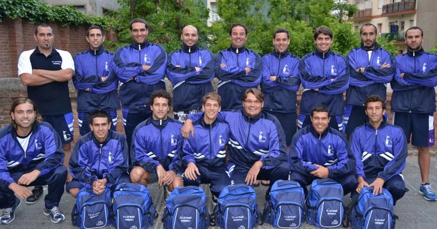 Foto de equipo del CN Las Palmas (CNLP)