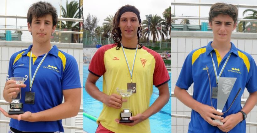 Mejores jugadores campeonato de españa juvenil 2ª categoría