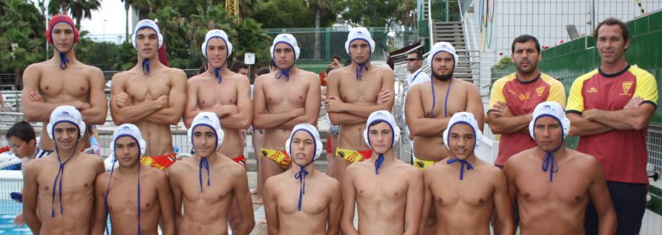 CN Metropole en el campeonato de España juvenil 2ª categoría, Junio 2012