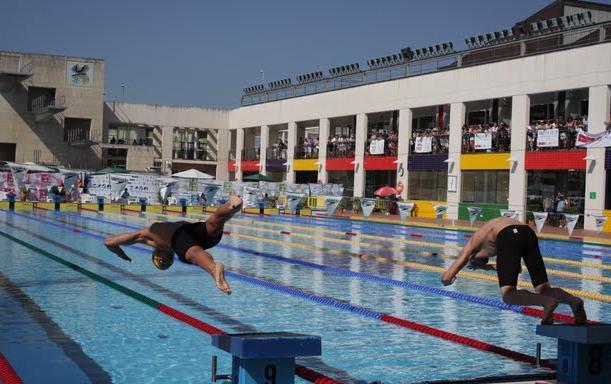 Cierran la piscina descubierta de son hugo for Piscina publica zaragoza